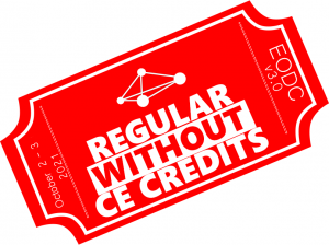 e-Ticket without CE credits